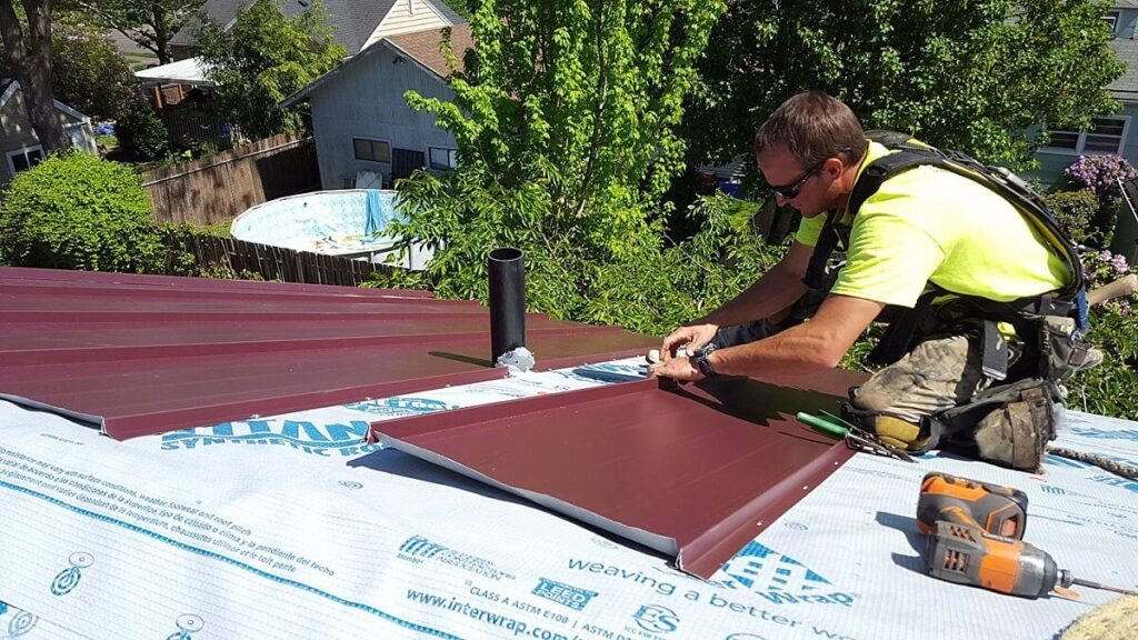 About-Quality Metal Roofing Crew of Kendall