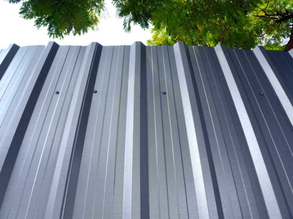 Corrugated Metal Roof-Quality Metal Roofing Crew of Kendall