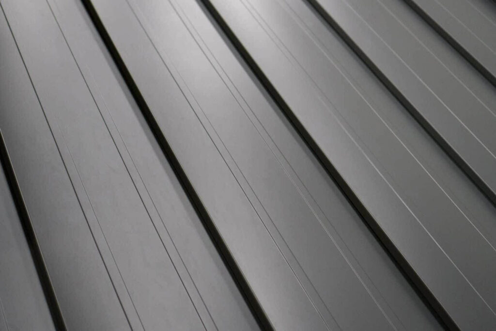 Standing Seam Metal Roof-Quality Metal Roofing Crew of Kendall